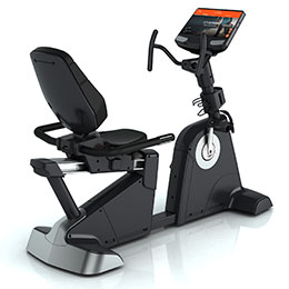 15.6〃 Touch Screen Recumbent Bike For Sale