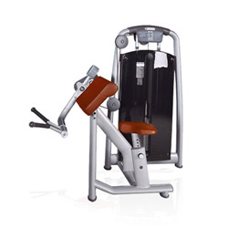 BFT2050 Commercial Fitness Equipment Seated Biceps Curl Exercise Machine
