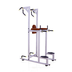 BFT2044 Commercial Fitness Gym Equipment Vertical Knee Raise/Chin Up/Leg Raise Machine