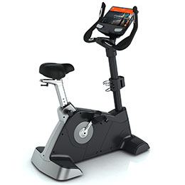 Smart Upright Bike With Touch Screen For Sale