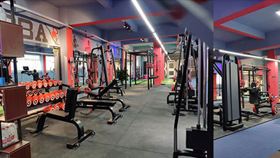 Clients realize their dreams and successfully open a gym