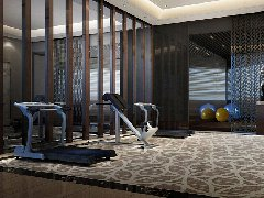 How to configure the villa gym
