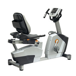 BCE202 Wholesale Luxurious Commercial Best Recumbent Exercise Bike Factory