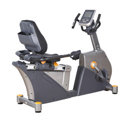 BCE102 Cardio Gym Equipment Exercise Recumbent Bike For Sale